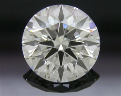 0.75 ct E VVS1 A CUT ABOVE® Hearts and Arrows Super Ideal Round Cut Loose Diamond