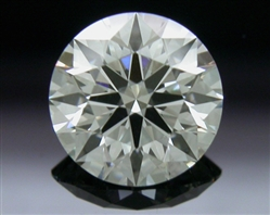 0.592 ct I VS2 A CUT ABOVE® Hearts and Arrows Super Ideal Round Cut Loose Diamond