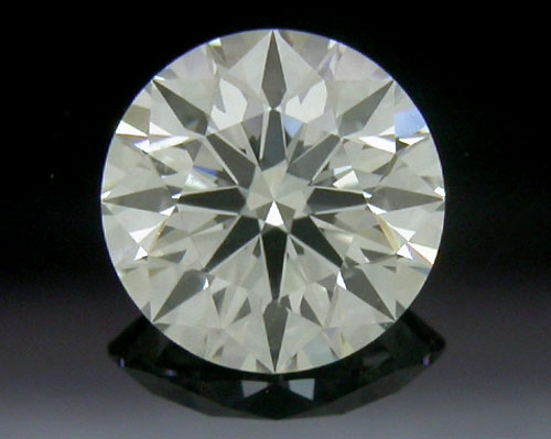 0.53 ct H SI1 A CUT ABOVE® Hearts and Arrows Super Ideal Round Cut Loose Diamond