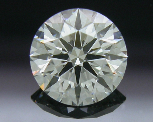 0.616 ct G VS1 A CUT ABOVE® Hearts and Arrows Super Ideal Round Cut Loose Diamond