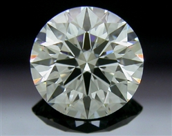 0.722 ct G VS1 A CUT ABOVE® Hearts and Arrows Super Ideal Round Cut Loose Diamond