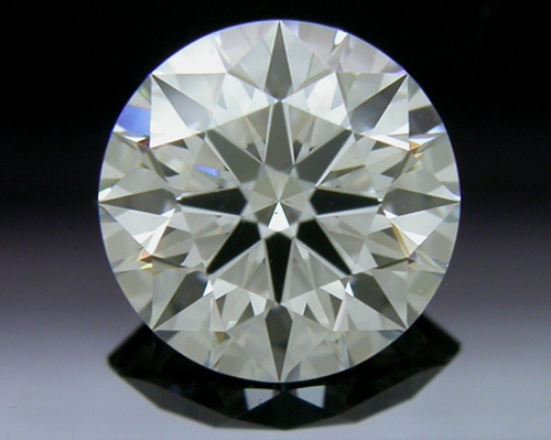 0.783 ct G VS1 A CUT ABOVE® Hearts and Arrows Super Ideal Round Cut Loose Diamond