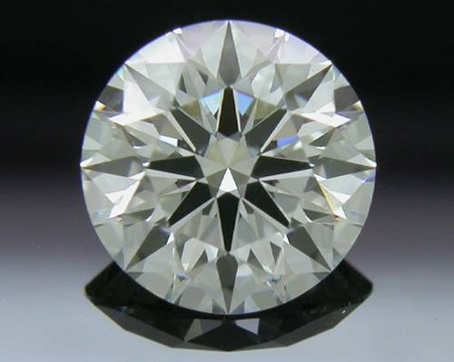 0.728 ct G VVS2 A CUT ABOVE® Hearts and Arrows Super Ideal Round Cut Loose Diamond