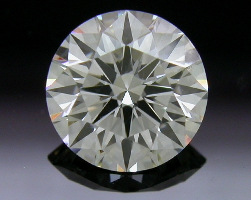 0.703 ct G VS1 A CUT ABOVE® Hearts and Arrows Super Ideal Round Cut Loose Diamond
