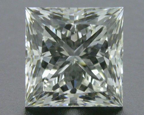 1.167 ct J VS1 A CUT ABOVE® Princess Super Ideal Cut Diamond