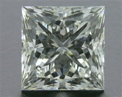 1.167 ct J VS1 A CUT ABOVE® Princess Super Ideal Cut Diamond