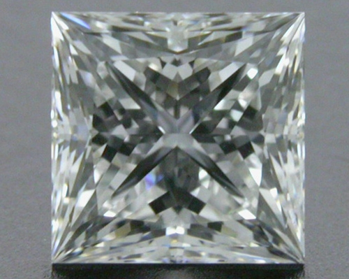 0.72 ct E VS1 A CUT ABOVE® Princess Super Ideal Cut Diamond