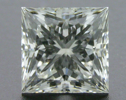 1.216 ct I VVS2 A CUT ABOVE® Princess Super Ideal Cut Diamond
