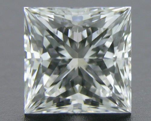 0.515 ct D VS1 Expert Selection Princess Cut Loose Diamond