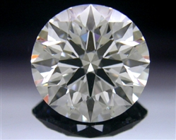 1.048 ct G VS1 A CUT ABOVE® Hearts and Arrows Super Ideal Round Cut Loose Diamond