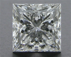 0.535 ct F VVS2 A CUT ABOVE® Princess Super Ideal Cut Diamond