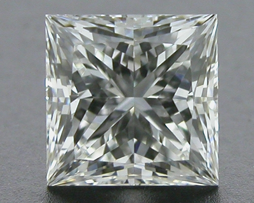 0.603 ct H VVS1 A CUT ABOVE® Princess Super Ideal Cut Diamond