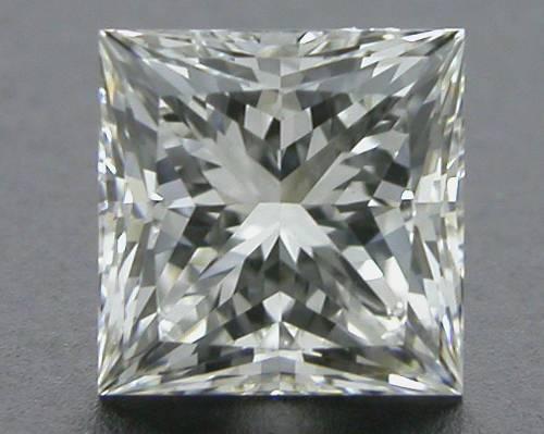 0.51 ct I VS1 A CUT ABOVE® Princess Super Ideal Cut Diamond