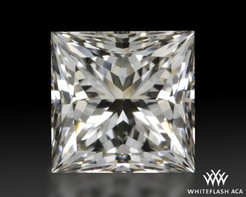 0.74 ct J VS1 A CUT ABOVE® Princess Super Ideal Cut Diamond