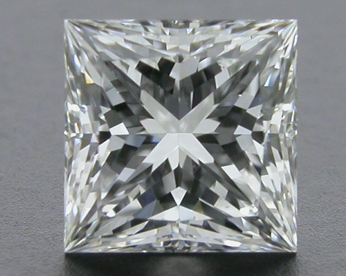 0.55 ct F VS1 A CUT ABOVE® Princess Super Ideal Cut Diamond