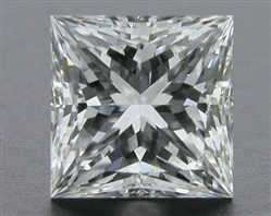 0.55 ct F VS1 A CUT ABOVE® Princess Super Ideal Cut Diamond