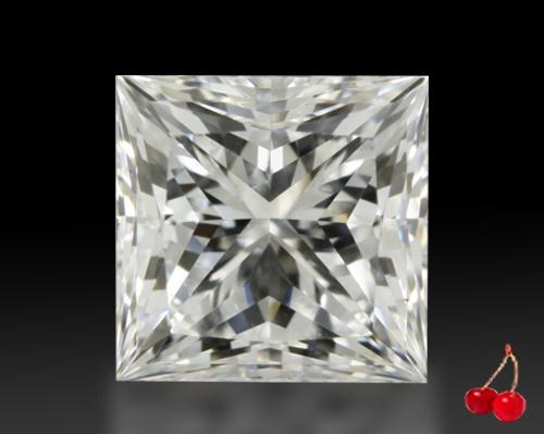 0.524 ct E VS1 Expert Selection Princess Cut Loose Diamond