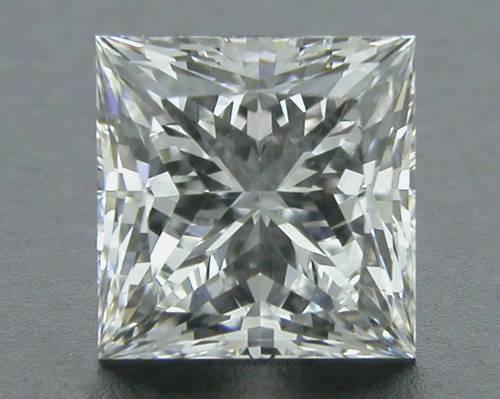 0.578 ct G SI1 Expert Selection Princess Cut Loose Diamond