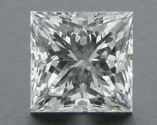 0.55 ct F SI2 Expert Selection Princess Cut Loose Diamond