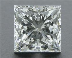 0.55 ct F SI2 Expert Selection Princess Cut Loose Diamond