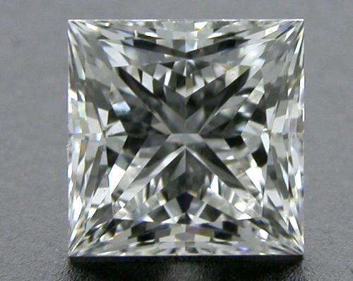 0.515 ct G VVS1 A CUT ABOVE® Princess Super Ideal Cut Diamond