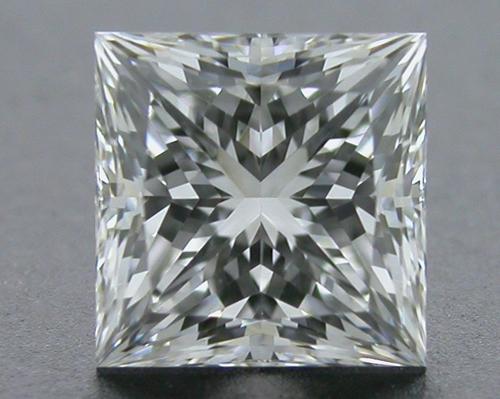 0.51 ct G VS2 A CUT ABOVE® Princess Super Ideal Cut Diamond