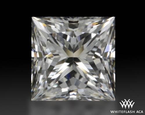 0.542 ct H VVS1 A CUT ABOVE® Princess Super Ideal Cut Diamond