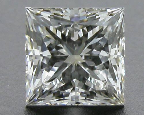 0.537 ct H VS1 A CUT ABOVE® Princess Super Ideal Cut Diamond