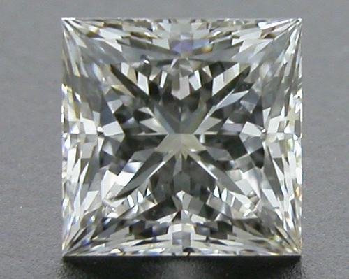 0.537 ct H VS1 A CUT ABOVE® Princess Super Ideal Cut Diamond