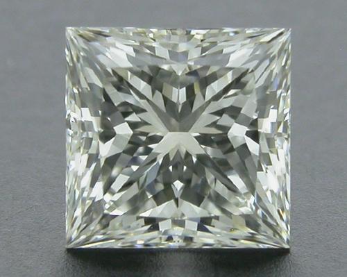 0.643 ct J VS2 Expert Selection Princess Cut Loose Diamond