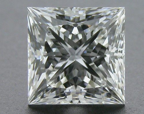 0.704 ct G VVS1 A CUT ABOVE® Princess Super Ideal Cut Diamond