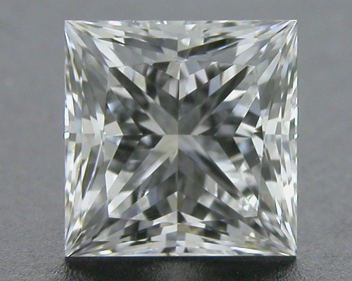 0.505 ct F VS1 A CUT ABOVE® Princess Super Ideal Cut Diamond