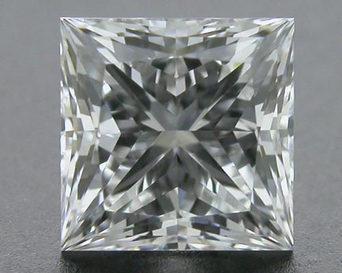 0.513 ct F VS1 A CUT ABOVE® Princess Super Ideal Cut Diamond