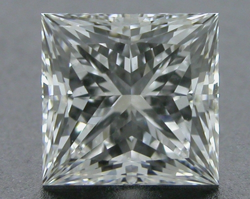 0.517 ct F VS1 A CUT ABOVE® Princess Super Ideal Cut Diamond