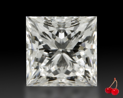 0.528 ct F VS2 Expert Selection Princess Cut Loose Diamond
