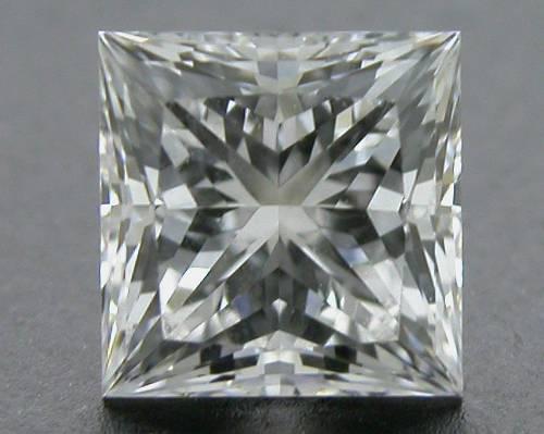 0.516 ct G VS1 A CUT ABOVE® Princess Super Ideal Cut Diamond