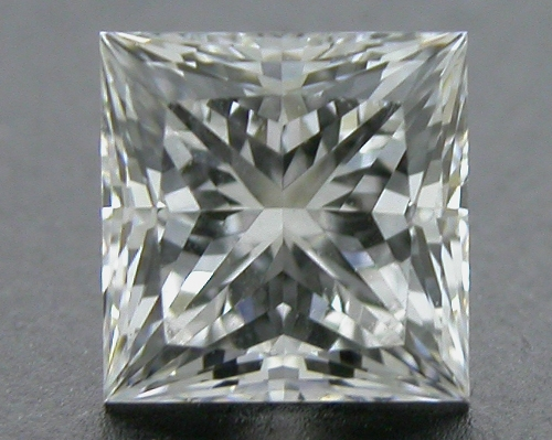 0.516 ct G VS1 A CUT ABOVE® Princess Super Ideal Cut Diamond