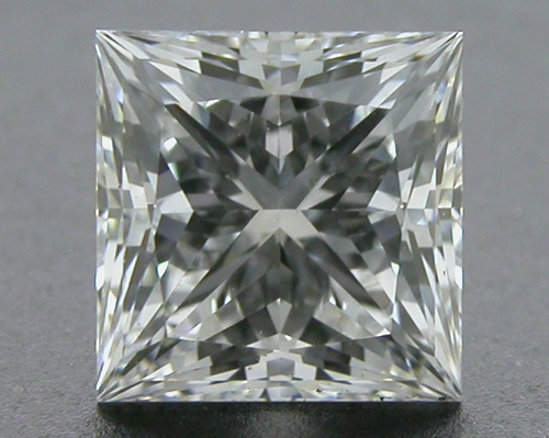 0.524 ct G VVS1 A CUT ABOVE® Princess Super Ideal Cut Diamond