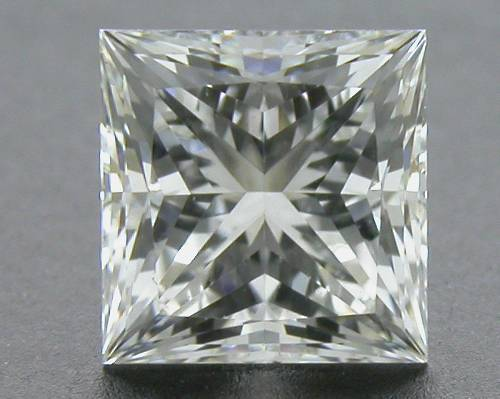 0.508 ct I VS1 A CUT ABOVE® Princess Super Ideal Cut Diamond