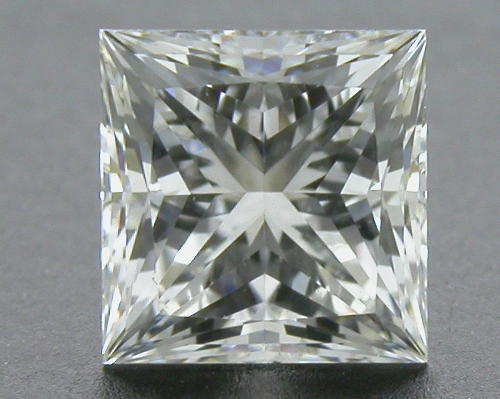 0.508 ct I VS1 A CUT ABOVE® Princess Super Ideal Cut Diamond