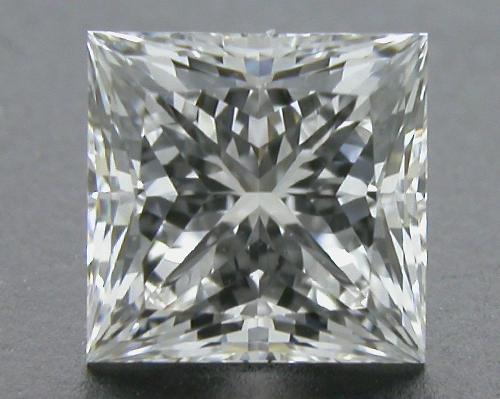 0.716 ct G VS1 A CUT ABOVE® Princess Super Ideal Cut Diamond