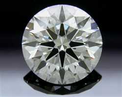 1.048 ct H VS2 A CUT ABOVE® Hearts and Arrows Super Ideal Round Cut Loose Diamond