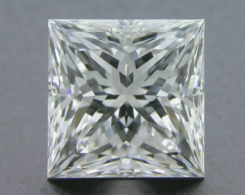 1.511 ct H VVS1 A CUT ABOVE® Princess Super Ideal Cut Diamond