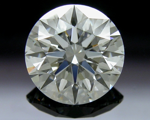 0.894 ct F SI1 Expert Selection Round Cut Loose Diamond