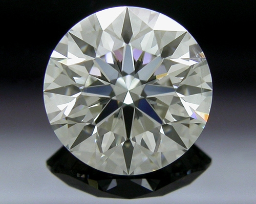 0.89 ct H SI2 Expert Selection Round Cut Loose Diamond