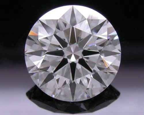 1.166 ct G VS2 A CUT ABOVE® Hearts and Arrows Super Ideal Round Cut Loose Diamond