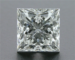 1.003 ct H VVS2 A CUT ABOVE® Princess Super Ideal Cut Diamond
