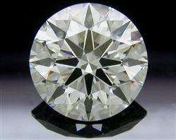 1.30 ct H VS2 A CUT ABOVE® Hearts and Arrows Super Ideal Round Cut Loose Diamond