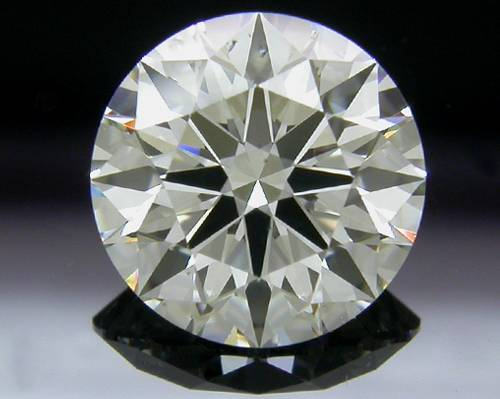 1.226 ct H SI1 Expert Selection Round Cut Loose Diamond