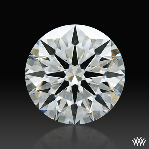 1.21 ct I SI1 A CUT ABOVE® Hearts and Arrows Super Ideal Round Cut Loose Diamond